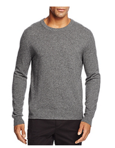 The Men's Store at Bloomingdale's Cashmere Crewneck Sweater, Size S, MSRP $198 - $118.79