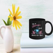 Funny Crocheting Coffee Mugs - Crochet Gift - $15.95