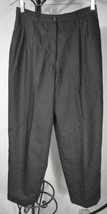 Charter Club Wool Pants Size 12 Petite Fully Lined Dress Pants - Quality... - $8.75
