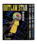 Outlaw Star Vol 1-3 Manga Set by Takehiko Itoh +English - $29.99