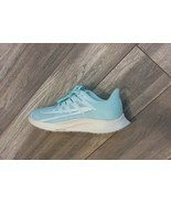 Women Nike Air Zoom Rival Fly Running Shoes Sky Blue Aqua Teal White CD7287 300  - $49.00