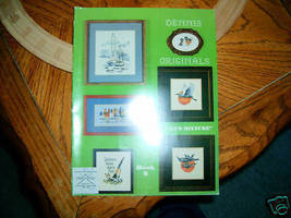 Dennis Originals Dukes Mixture Book 6 Cross Stitch - $5.00