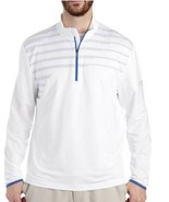 Callaway Golf Size XL White 1/4 Zipper Men's NWT - $24.03