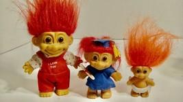 Troll Doll Lot - $9.89