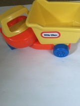 Vintage Little Tikes Dump Truck With Great Shape And Condition —394 - $45.42