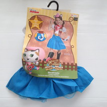 Disney Wild West Sheriff Callies Toddler Costume - Size S/P (2T) - NWT - £11.78 GBP