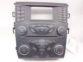 Radio Controls Ford Fusion 2013 13 DS7T18E243KR 928509 - $125.72