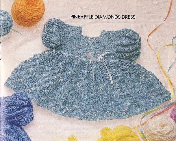 Ruffles Ribbons Bows Baby Dresses Crochet And 50 Similar Items