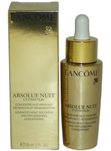 Lancome Absolue Nuit Ultimate Advanced Night Recovery & Replenishing Concentrate - $79.79