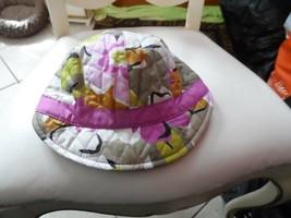 Vera Bradley Newsgirl Hat in Portobello Road - $14.00