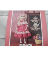 Rachel Crochet Doll Dress Pattern  - $3.00