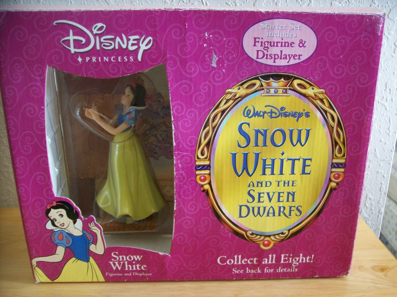 Primary image for Disney Princess Enesco/CVS Exclusive 65th Anniversary Snow White Figurine and Di