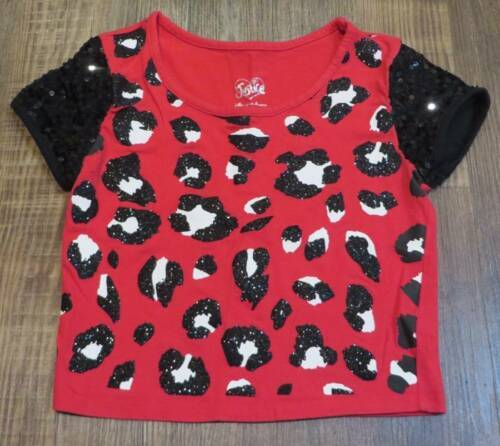 60c40395f480 Justice Red & Black Glitter Sequin Animal and 15 similar items. 12