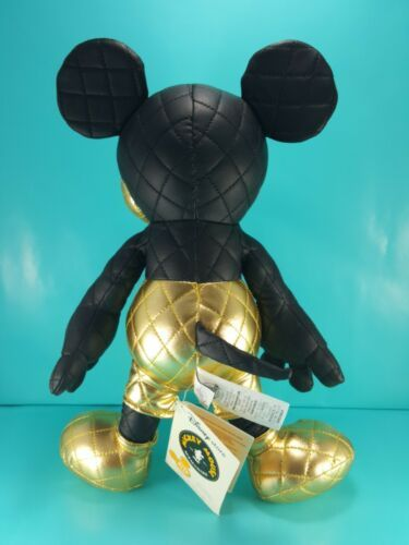 Disney Mickey Mouse Memories Plush August Limited Edition NEW 8/12 Stuffed