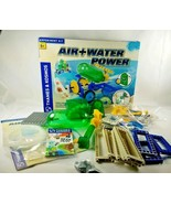 Thames and Kosmos Air + Water Power Experiment Kit New in Open Box - $18.76