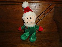 Sears ELVIN ELF Christmas Plush with Sleigh Bell - $58.00