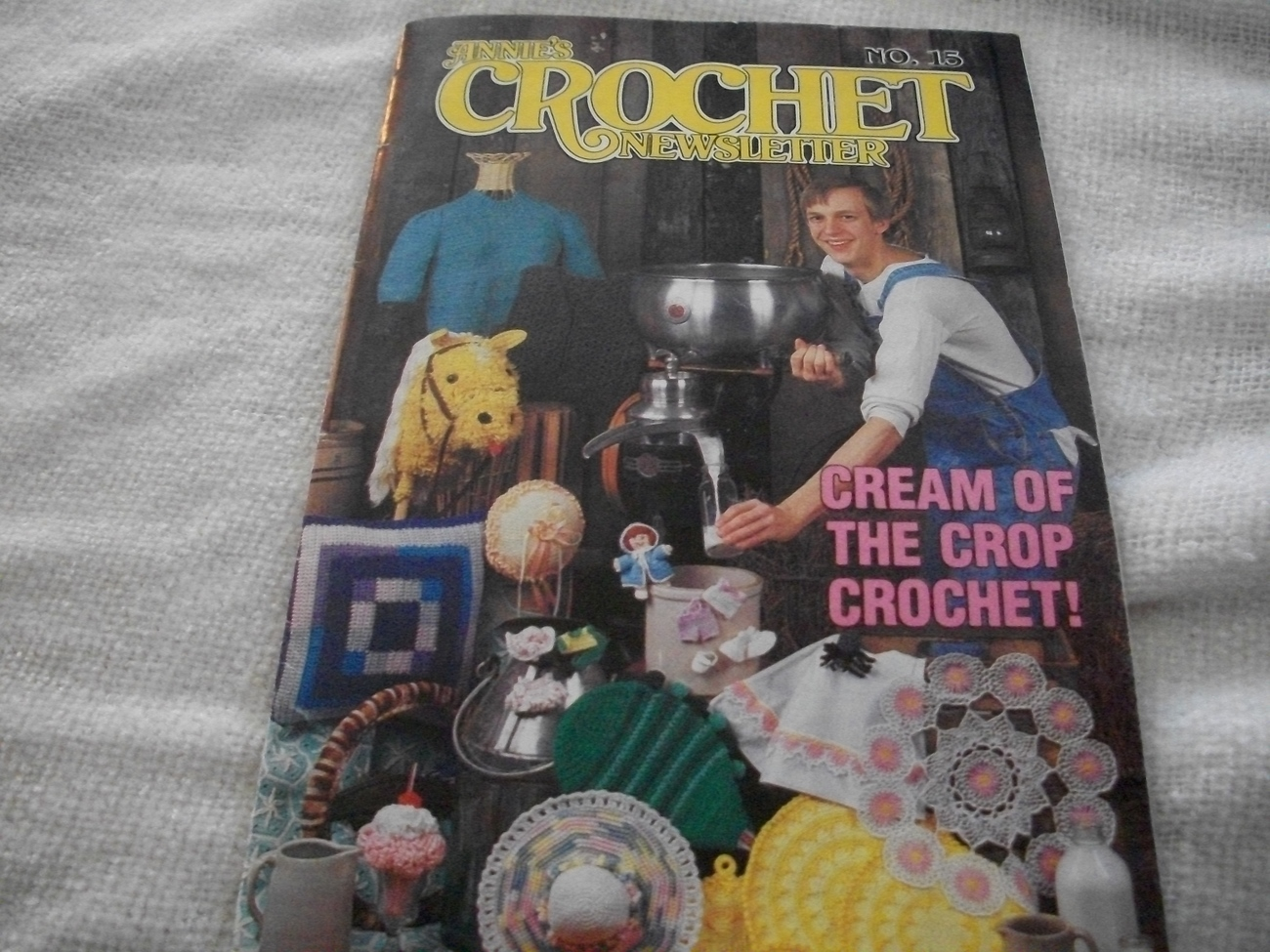 Primary image for Annie's Crochet Newsletter No. 15