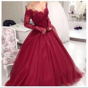 Red prom dressesq