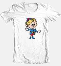Hermey Elf T-shirt rudolph misfit toy christmas show 100% cotton graphic tee image 1