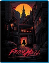 From Hell (Blu-Ray/Re-Pkgd/Ws-2.35/Eng-Sp Sub)