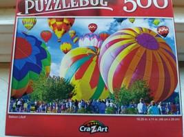 New 500 Piece Jigsaw Puzzle (Balloon Liftoff) Puzzlebug - $6.99