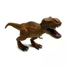 Jurassic World Stomp & Strike Tyrannosaurus Rex T-Rex Action Sound 2015 ... - $22.44