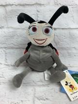 "Disney Store A Bug's Life Francis Disney Mini B EAN Bag 8"" Plush Toy - $5.86"