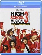 High School Musical 3: Senior Year (Blu-ray + DVD)