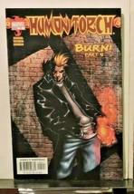 Human Torch #5 October 2003 - $2.37