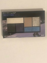 Maybelline The City Mini Palette ~ Concrete Runway - $2.75