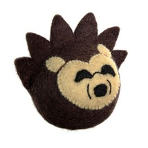 Chew Toys For Dogs, Hedgehog Woodland Dog Tough Squeaky Cute Toys For Dogs - $18.99