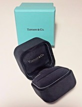 Genuine Tiffany & Co Ring Presentation Inner Black Suede Box with Outer ... - $150.00