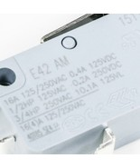 WC21X10004 GE Trash compactor top limit and directional switch - $16.68