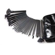 Makeup Brushes 32pcs Soft Cosmetic Eyebrow Shadow Blush Tool Set Multifu... - $20.99