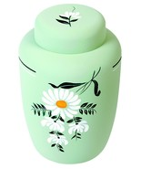 Daisy Cornstarch 238 Cubic Inches Large/Adult Funeral Cremation Urn for ... - $174.99