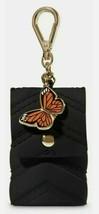 Bath & Body Works Butterfly Black Purse Pocket Bac Holder Case Sleeve - $11.99