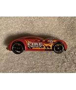 Hot Wheels   FIRE CHIEF  SIR OMINOUS   2003 Mattel   Very Good Shape - $1.50