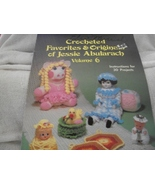 Crocheted Favorites Craft Book  Vol. 6 - $7.00