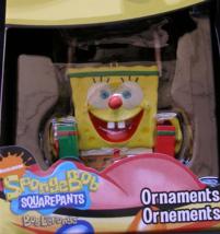 SpongeBob SquarePants As Reindeer New Unopen Holiday Ornament 2009 Viaco... - $14.99