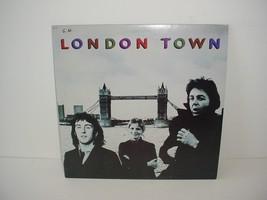 Paul McCartney and Wings London Town Record Lp Album Vinyl 33 rpm - $19.70
