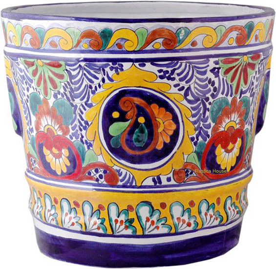 Hand painted talavera 4