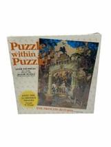 Vintage Puzzle within a Puzzle The Princess Returns by Larry Evans 550 Pieces - $25.23
