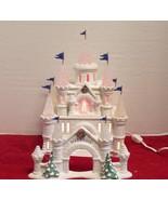 Dept 56~Snow Village~Snow Carnival Ice Palace~Beautiful - - $57.23