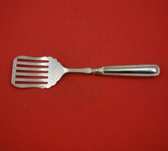 "Saxon by Birks Sterling Silver Waffle Server HH WS 8 7/8"" Serving Heirloom - $187.11"