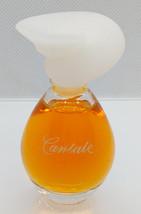 Vtg Mini Eau Toilette ✿ Cantate By Yves Rocher ✿ Perfume Parfum 7,5ml. = 0.25 Oz - $10.99