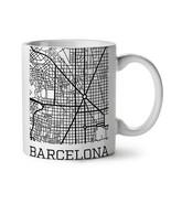 Spain City Barcelona NEW White Tea Coffee Mug 11 oz | Wellcoda - $15.99