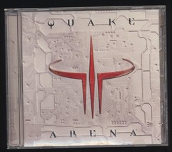 Quake III 3 Arena PC CD-ROM Id Software Activision 1999 game for Windows... - $10.89