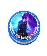 Apex Wraith Gaming Round Edible Cake Image Topper - $8.98+