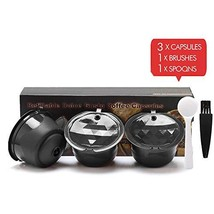BRBHOM Refillable Dolce Gusto Coffee Capsules Reusable Dolce Gusto Coffe... - $9.65