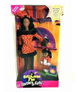 Halloween Fun Barbie & Kelly 23461 Special Edition 1998 African American... - $54.44